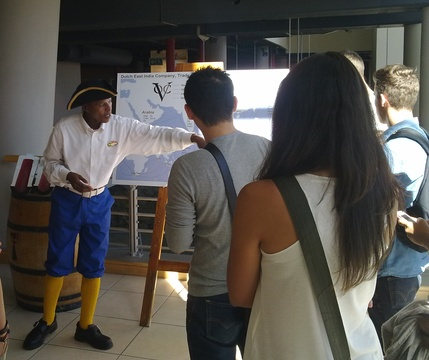 Museum Guided Tour, History of Cape Town, art exhibitions