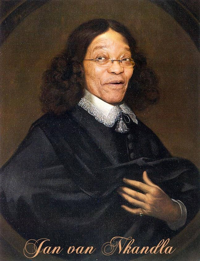 Jan van Riebeeck what was job