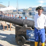 V&A Waterfront Historical Walking Tour guide