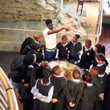 Chavonnes Battery Museum, School excursion, Cape Town