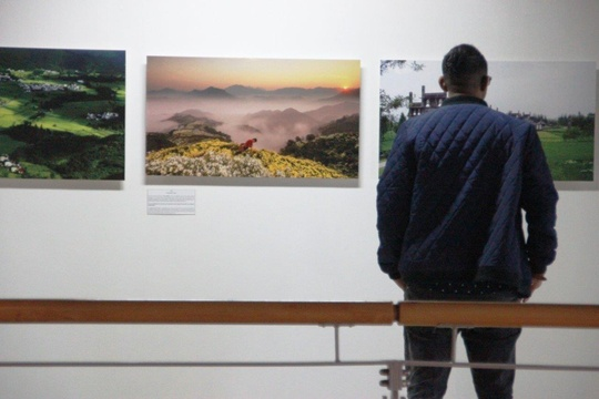 Mnt Huangshan, Photo Exhibition, Chavonnes Battery Museum, Cape Town, Museum Night 2018