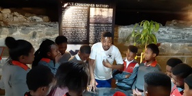 Waterfront Experience for School Groups Chavonnes Battery Museum