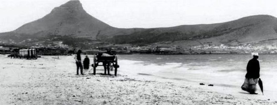 Salt River Beach, Lions Head, Chavonnes Battery