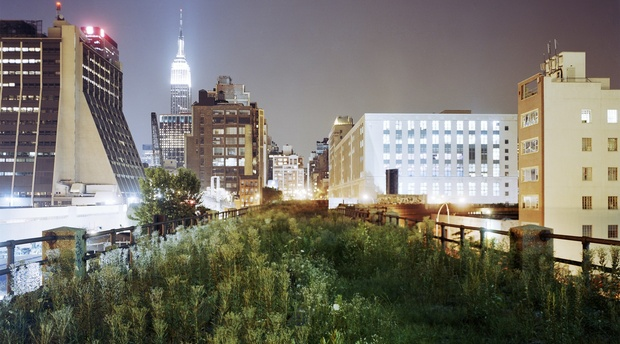 The High Line, Jesse Chehak, New York, #OnePercentShow,