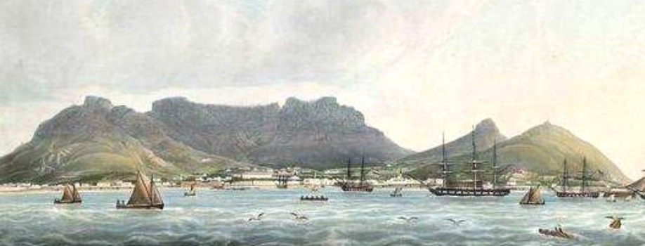 Table Bay, Cape Town, Chavonnes Battery