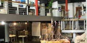 Chavonnes Battery Museum, archaeology ruins, history of Cape Town, Photo Exhibitions
