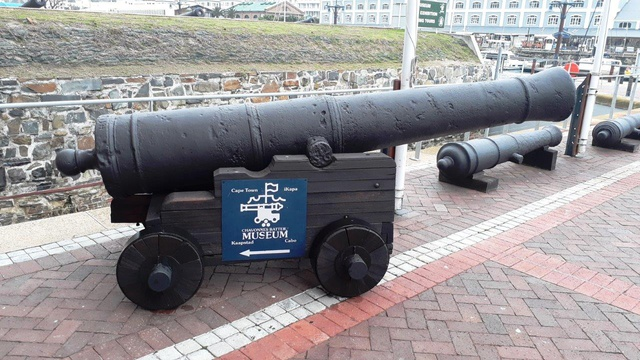 French made 24 pounder