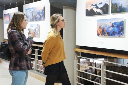 Mnt Huangshan, China, Chavonnes Battery Museum, Photo Exhibition, Museum Night 2018, V&A Waterfront