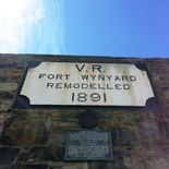 Fort Wynyard, Military history guided tours, Cape Town
